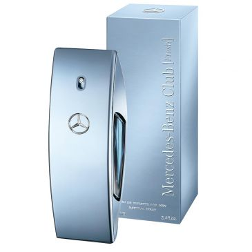 mercedes benz - Perfume Mercedes Benz Club Fresh 100ml - R$129,90
