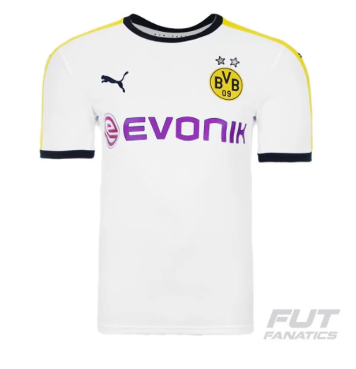 camisa puma - Camisa Puma Borussia Dortmund - R$ 69,90