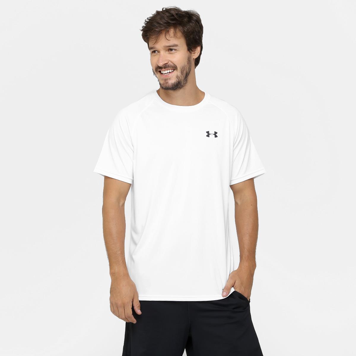 camiseta under armour - Camiseta Under Armour UA Tech SS - R$ 54,90
