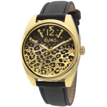 euro relogio - Relógio Feminino Analógico Euro - R$99,90
