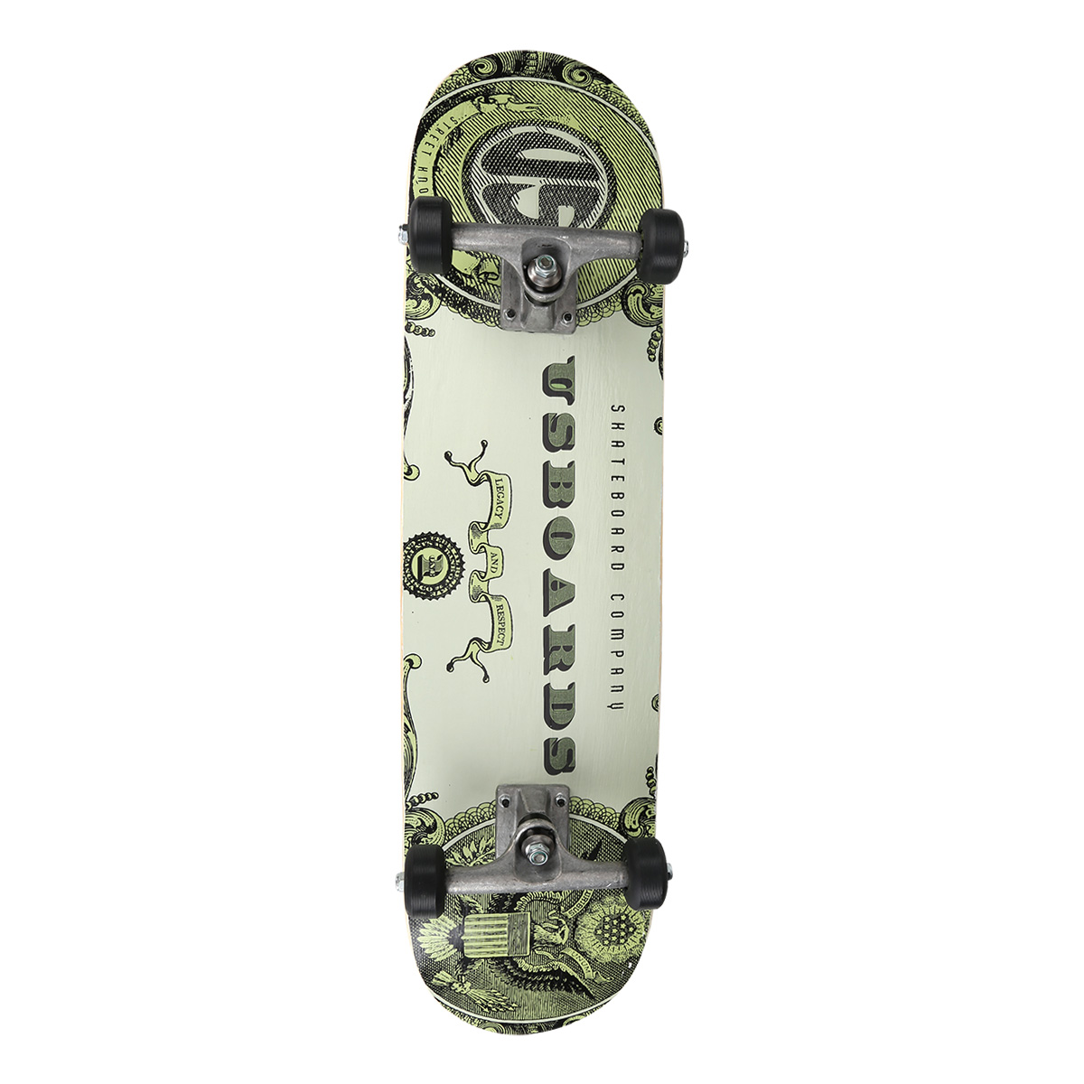 skate - Skate Street Dollar - US Boards - R$ 79,90