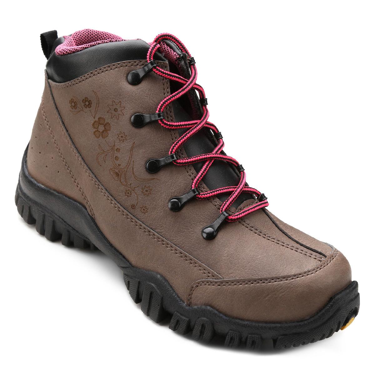 bota feminina - Netshoes - Bota Gonew Andes Feminina - R$ 89,90