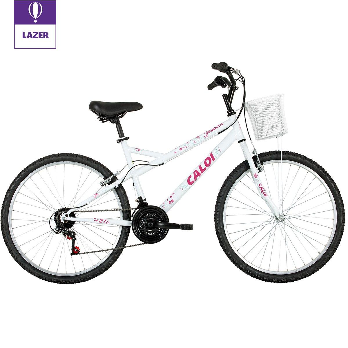 bicicleta - Bicicleta Caloi Ventura - R$ 599,90