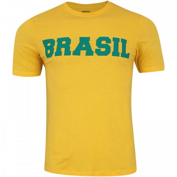 camiseta6 - Seleção - Camiseta do Brasil Barata