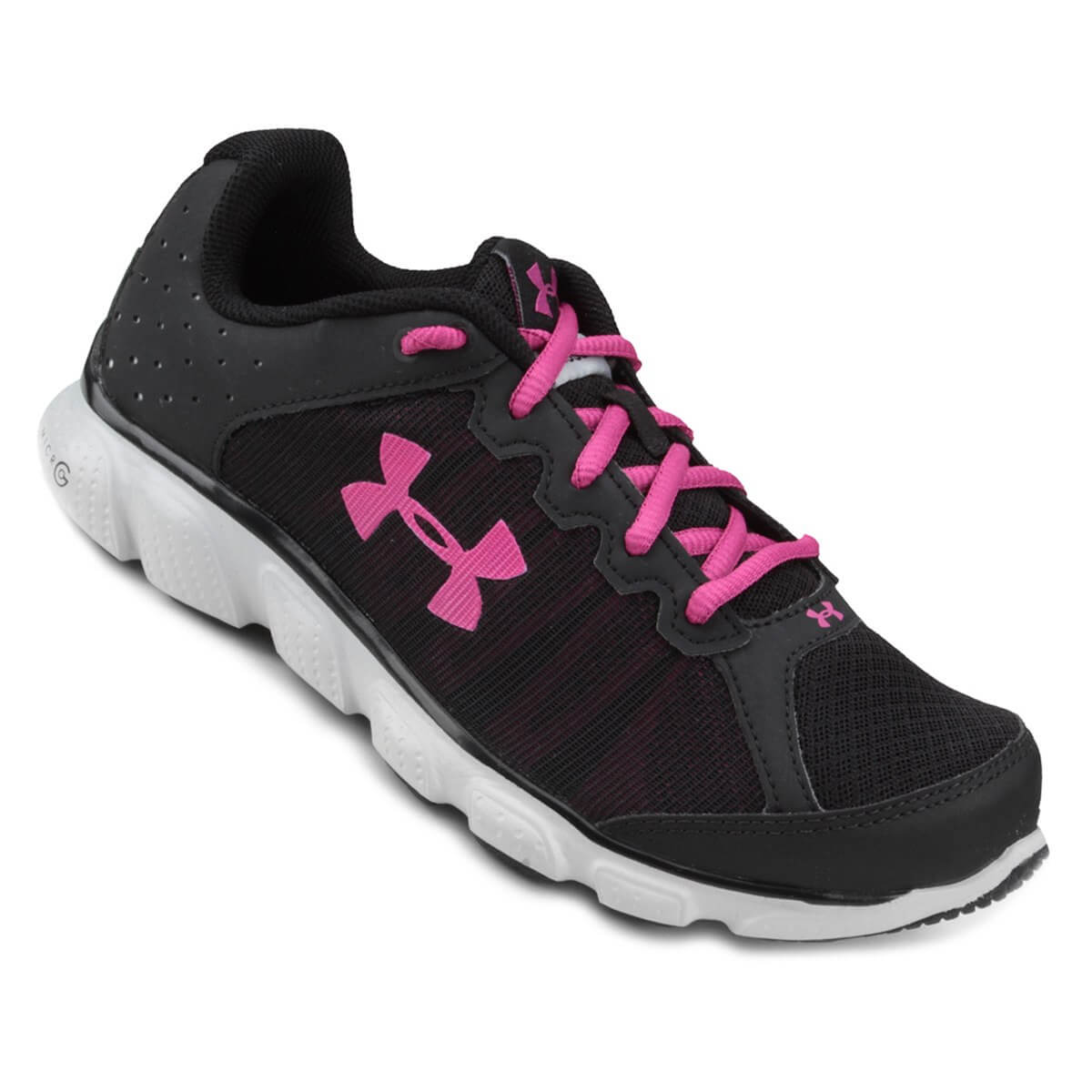 tenis under armour 1 - Tênis Under Armour Micro G Assert 6 SA - R$ 159,99