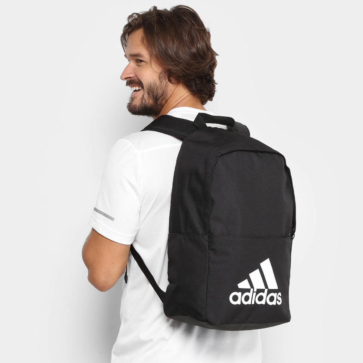 mochila adidas - Netshoes - Mochila Adidas Classic - R$ 77,99