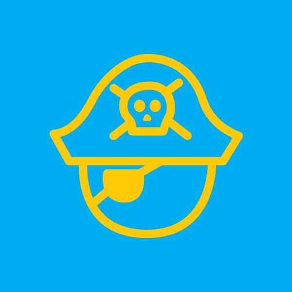 pirata logo - Sobre