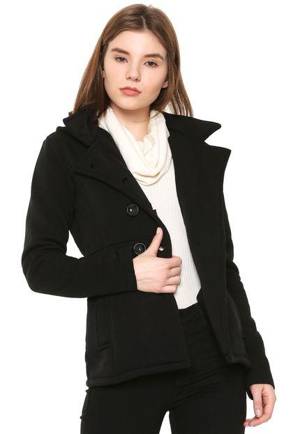 casaco - Casaco FiveBlu Botão Preto - R  59 5011d89231c