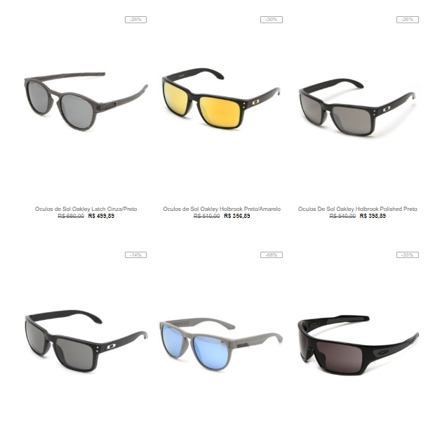 oculos - Óculos de Sol a partir de R$89 na Kanui