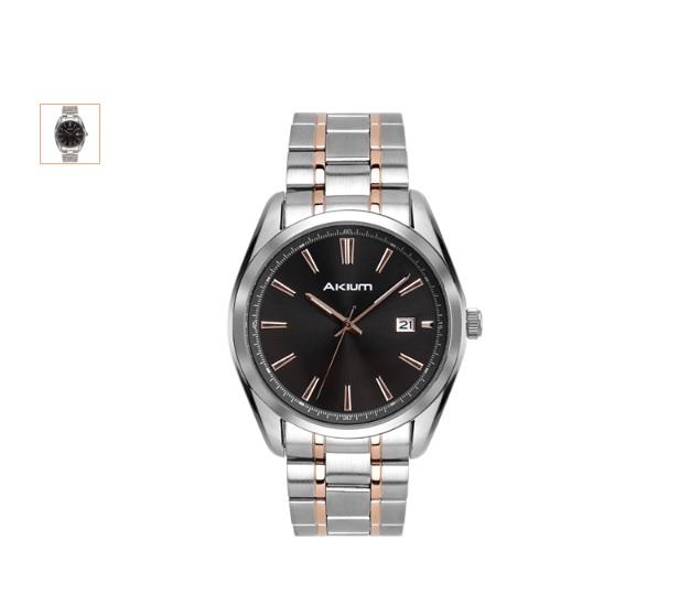 relogio akium - Vivara - Relógio Akium Masculino - R$ 250,00