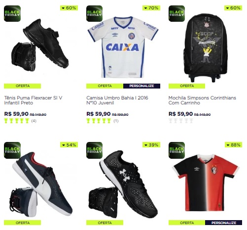 a237946f3b blackfriday fut - Black Friday na Futfanatics - até 75% OFF