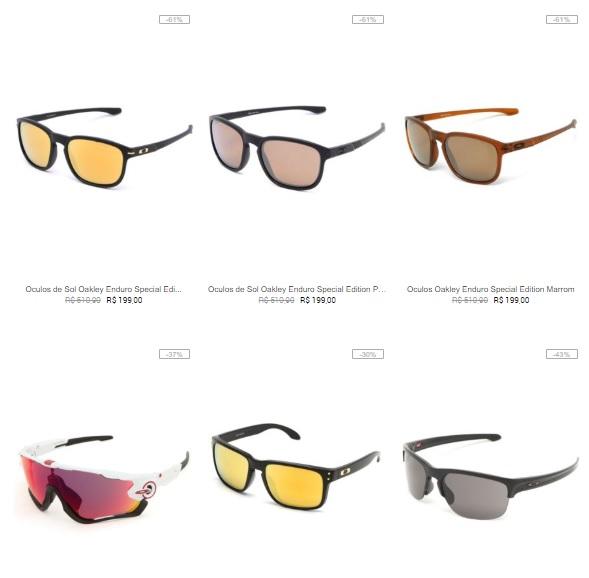 oculos oakley 1 - Kanui - Óculos Oakley a partir de R$199
