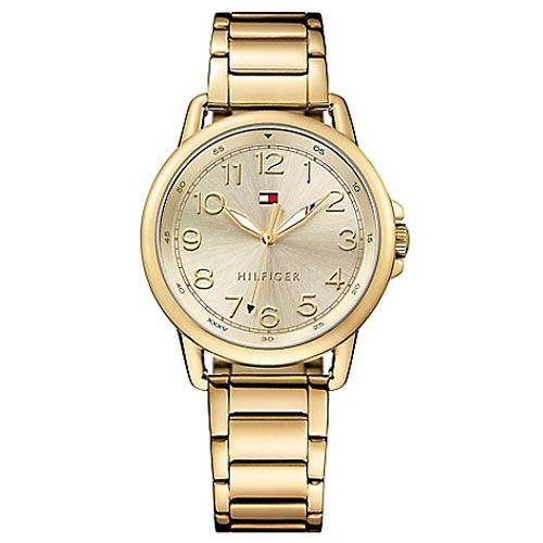 b1e6743fb82 relogio tommy feminino - Relógio Tommy Hilfiger Feminino Aço Dourado - R   390