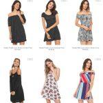 3 vestidos 150x150 - Leve 3 Vestidos na Kanui por R$99
