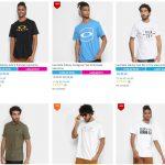 camiseta oakley 150x150 - Netshoes - 2 Camisetas Oakley por R$99,90