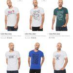 camiseta calvin klein 150x150 - Camiseta Calvin Klein na Dafiti - 2 por R$139