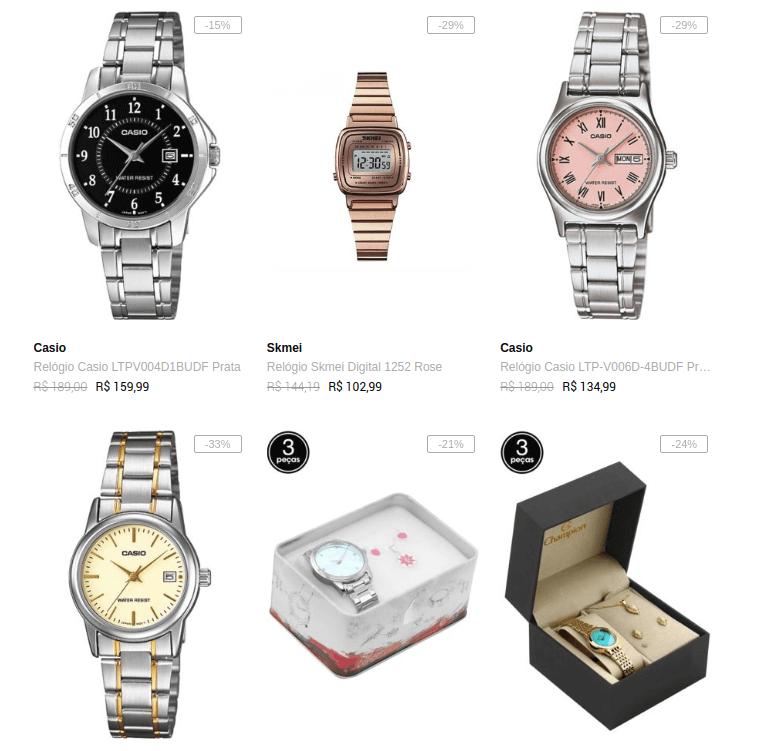 relogios 30off - Dafiti - Relógios Femininos até 30% OFF