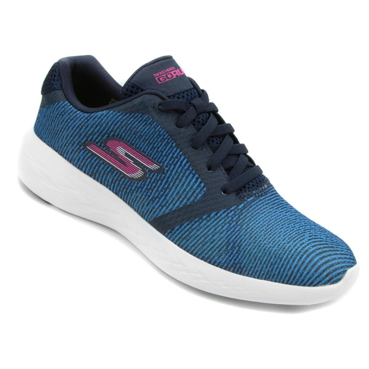 sketchers - Netshoes - Tênis Skechers Go Run 600 - R$ 129,99