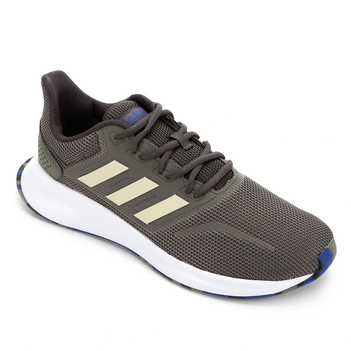 adidas - Zattini - Tênis Adidas Run Falcon - R$159,99