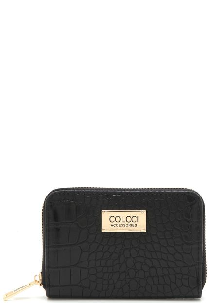 carteira colcci - Dafiti - Carteira Colcci Croco - R$ 84,99