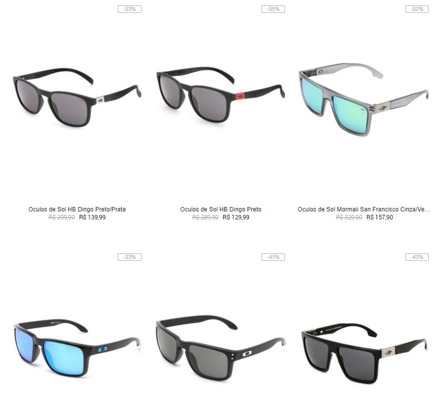 oculos de sol - Óculos de Sol na Kanui com até 50% OFF 🤑