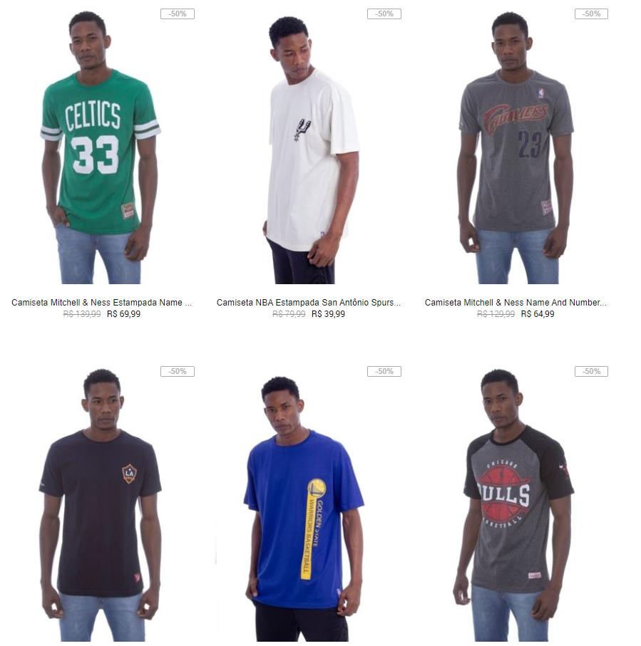 3CA129U - Kanui - 3 Camisetas por R$129 - Cupom: 3CA129U