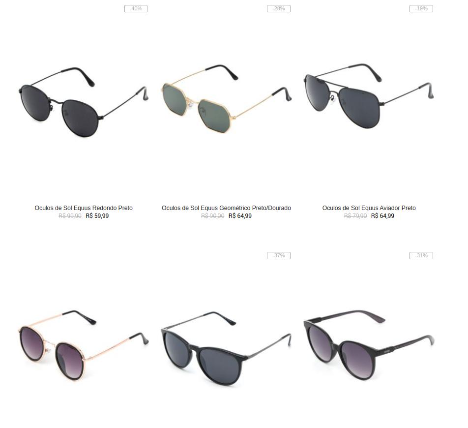 oculos - 2 Óculos por R$99 - Kanui