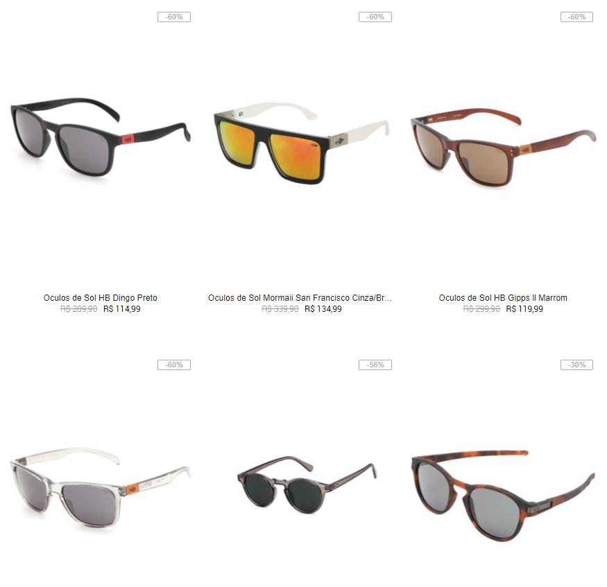 oculos de sol - Kanui - Óculos de sol com até 50% OFF