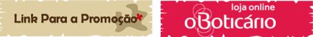 boticario - oBoticário - 35% OFF na primeira compra - BEMVINDO35