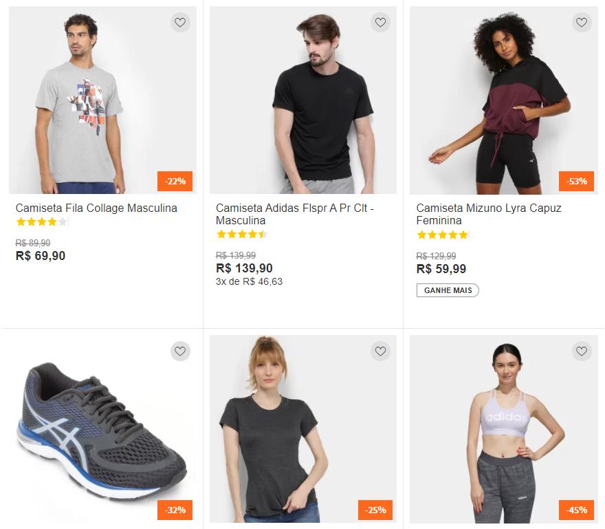 GANHEMAIS - Netshoes- Ganhe até R$100 OFF - Progressivo