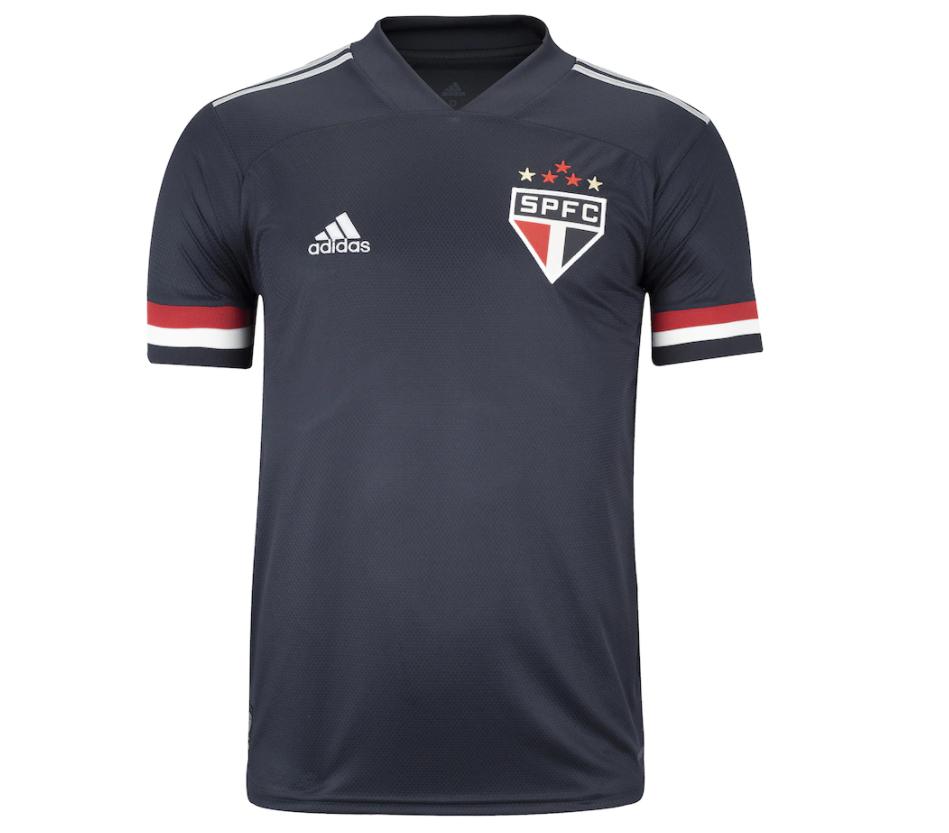 camiseta spfc - Centauro - Camisa do São Paulo III 2020 adidas - R$ 159,99