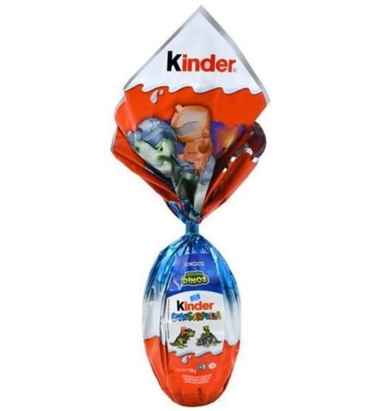 ovo kinder dinos - Americanas - Ovo De Páscoa Kinder Dinos 150g - Ferrero - R$ 78,99