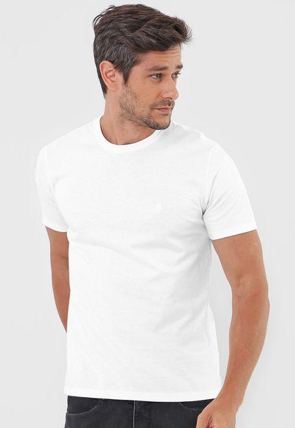 camiseta branca polo wear - Dafiti - Camiseta Polo Wear Branca - R$24,99