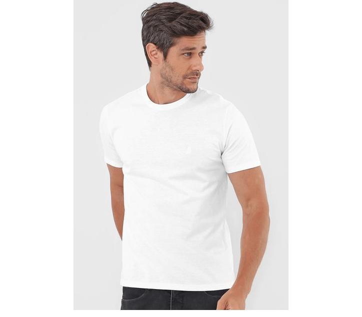 camiseta polo wear - Dafiti - Camiseta Polo Wear Branca - R$ 24,99