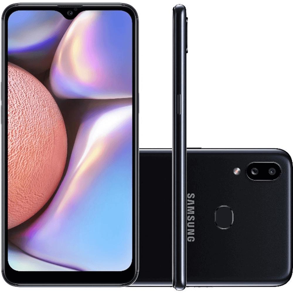 galaxy a10s - Americanas - Smartphone Samsung Galaxy A10s 32GB - R$749,00
