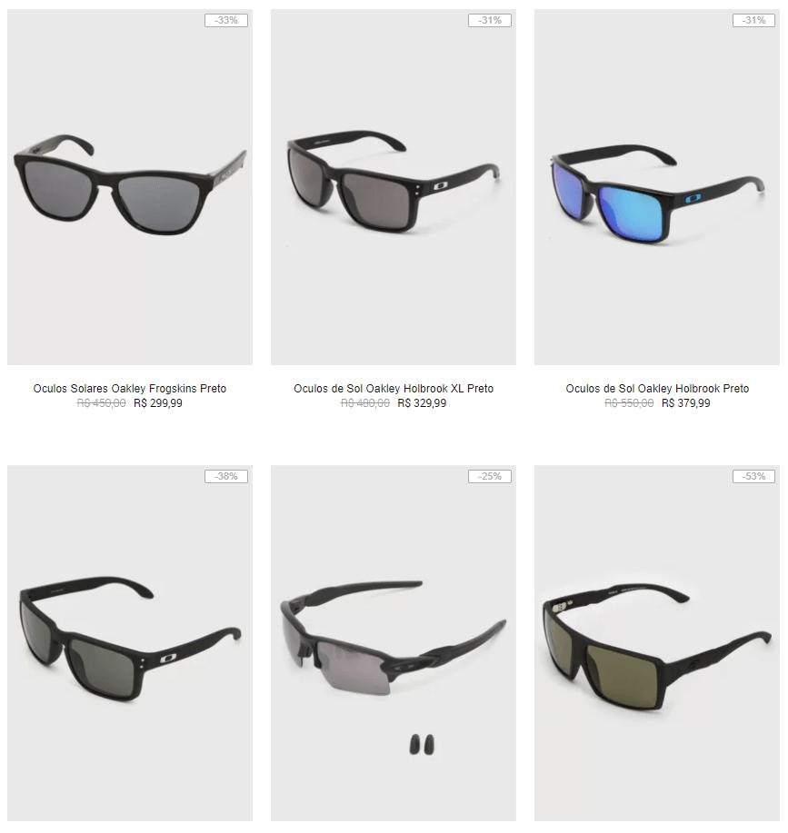 oculos oakley - Kanui - Óculos de Sol até 70% OFF - Oakley, Mormaii, HB e outros